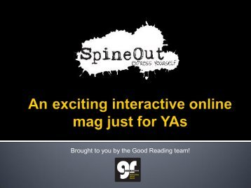 SpineOut Tutorial - Good Reading Magazine