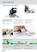 + + Zagen met handcirkelzagen - Festool - Page 3