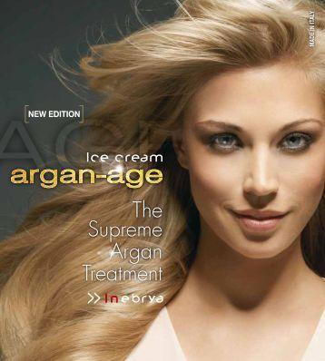 The Supreme Argan Treatment - Inebrya