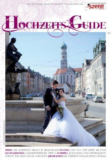 Hochzeits-Guide Augsburg 2014