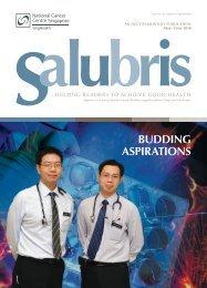 Medical Professionals Version - National Cancer Centre Singapore