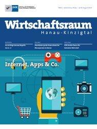 IHK Wirtschaftsraum: Ausgabe Juli/August