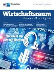 IHK Wirtschaftsraum: Ausgabe September 2014