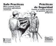 Safe Practices When Working Around Hazardous Agricultural ...
