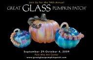 Pumpkin Patch Announcement 2009 - Palo Alto Art Center Foundation