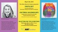 Youth Art Cultural Kaleidoscope - Palo Alto Art Center Foundation