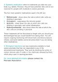 1. What is Psoriasis? - The Psoriasis Association - Page 6