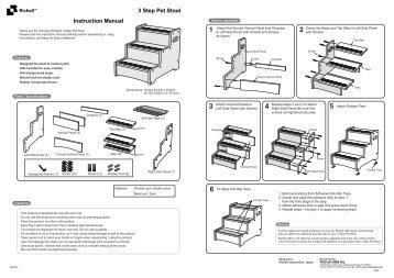 Carex Step N Rest Roller Walker Instruction Manual
