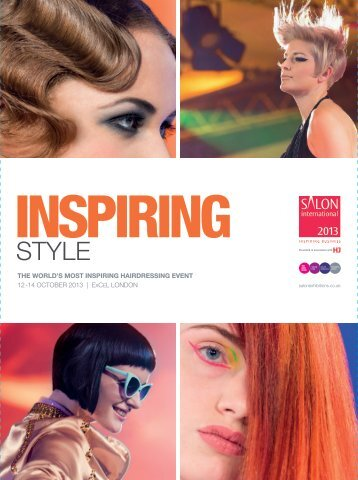Salon International Brochure - Salon International 2013