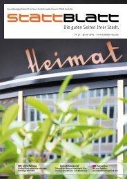 Nr. 21 · Januar 2010 · www.stattblatt-neuss.de ... - Der Neusser