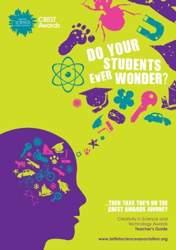 Teacher's Guide - British Science Association