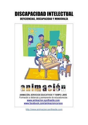 Discapacidad, minusvalias, deficiencias