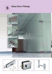Glass Door Fittings - Hafele