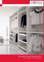 Elite Wardrobe - Hafele