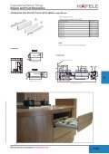 Organisational Kitchen Fittings Drawer and Front Extensions - Hafele - Page 2