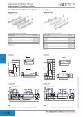Organisational Kitchen Fittings Drawer and Front Extensions - Hafele - Page 3