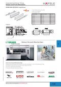 Organisational Kitchen Fittings Drawer and Front Extensions - Hafele - Page 6