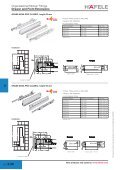 Organisational Kitchen Fittings Drawer and Front Extensions - Hafele - Page 7