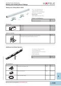 Architectural Hardware Sliding and Folding Door Fittings - Hafele - Page 3