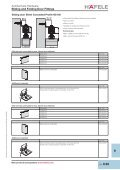 Architectural Hardware Sliding and Folding Door Fittings - Hafele - Page 5