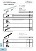 Architectural Hardware Sliding and Folding Door Fittings - Hafele - Page 6