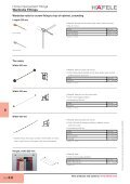 Home Improvement Fittings - Wardrobe fittings, Bedroom ... - Hafele - Page 3