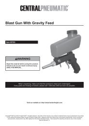 BNP Suction Blast Guns