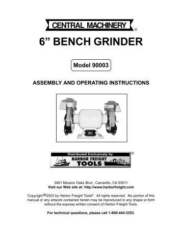 Angle Die Grinder Kit Harbor Freight Tools