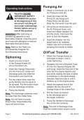 Multi-Use Transfer Pump - Harbor Freight Tools - Page 2