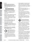 90 AMP FLUX WIRE WELdER - Harbor Freight Tools - Page 4