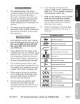 90 AMP FLUX WIRE WELdER - Harbor Freight Tools - Page 7