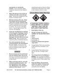 VIDEO INSPECTION SYSTEM - Harbor Freight Tools - Page 4