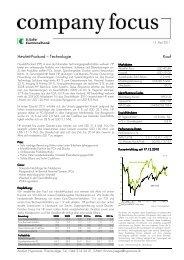 Hewlett-Packard – Technologie Kauf