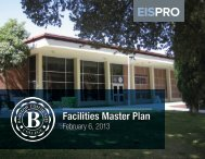 Facilities Master Plan - Barstow Community College