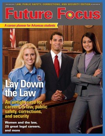 futurefocus-law - Arkansas Department of Career Education - State ...