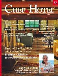 Sheraton Santiago Hotel and Convention Center El ... - Chef & Hotel