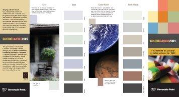 New Colours - Cloverdale Paint