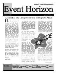 Ask Stella: The Unhappy Demise of Magneto-Moon - Hamilton ...
