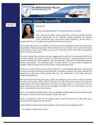 2 nd Edition 19 December 2012 - British School Muscat