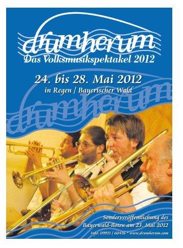 Sonderbeilage zum drumherum 2012