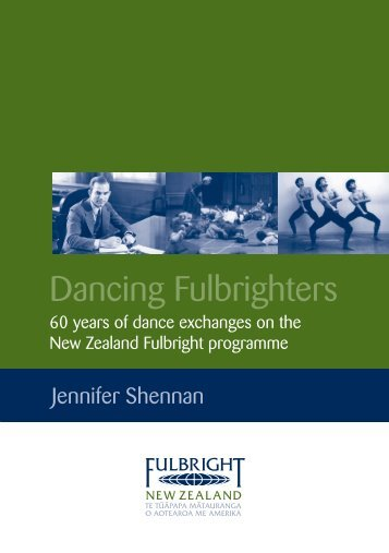 Dancing Fulbrighters - Fulbright New Zealand