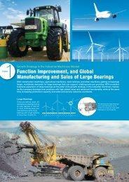 Feature 1 Industrial Machinery Market / Feature 2 Automotive ... - NTN