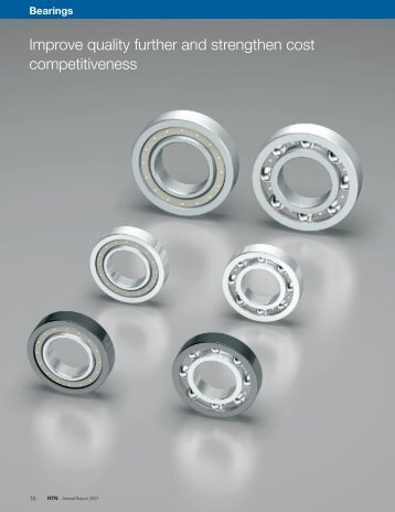 Bearings - NTN