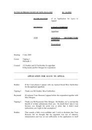 Casata v General-5 July 2005.pdf - Courts of New Zealand