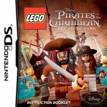 LEGO® Pirates of the Caribbean (Nintendo DS)
