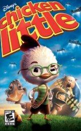 Disney's Chicken Little (PlayStation 2)