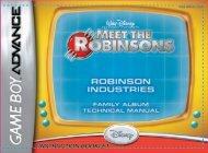 INSTRUCTION BOOKLET - Disney Games