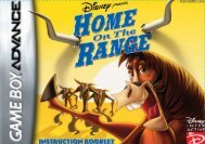 Disney's Home on the Range Game Boy Advance - Disney Games