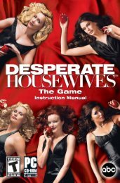 Desperate Housewives - Find Answers