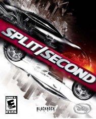 Split/Second (PlayStation 3)